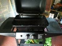 Gas bbq two burner