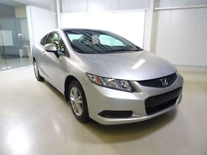 2013 Honda Civic Coupe LX 5AT Mags/Bluetooth/Sieges Chauffants