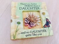 The mini book - There's no better friend than a daughter
