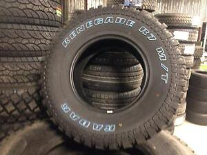 LT265/70 R17 Load E Brand New Mud-terrain Radar Renegade R-7 10 PLY