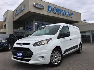 2015 Ford Transit Connect XLT | 1 OWNER |BACK UP CAM|SYNC