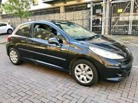 2007 Peugeot 207 S TD 1.4 diesel 5 speed £30 road tax a year