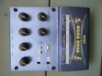 Arai E2 Head Rush Delay Echo Loop pedal.