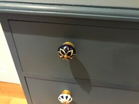 Vintage Chest of drawers fully refurbished