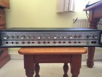 100w H And H Electronic MA100 PA Amp Head PA System - For spares or repair.