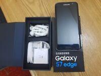 Samsung Galaxy S7 EDGE - 32GB - black (Unlocked) Smartphone
