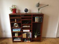Vintage Danish KP Mobler Bookcase Shelving Storage Display Shelves Unit Ostervig