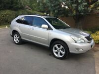 Lexus RX350 SE.L 06 Reg, Automatic, service history, May part exchange
