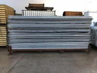 🐝Used Security Heras Style Security Fencing Panels * £15