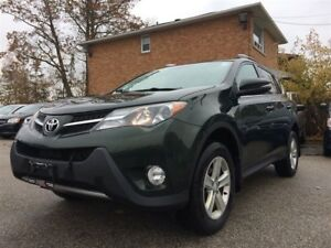 2013 Toyota RAV4 XLE**NAV**ROOF**AWD**BACK-UP CAM**