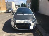 Fiat Punto T-Jet 120bhp (unrecorded damage)