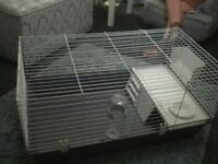 Brand new hamster guinea pig rabbit indoor cage