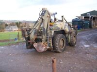 Muirhill loader with back actor