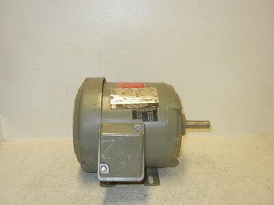 U.s. Electrical Motors F-4835-05-460 Used Motor 13 Hp 1145 Rpm F483505460