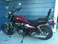 1983 V65 Magna c/w parts bike and spare parts