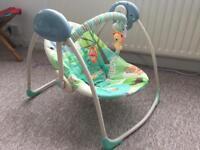 Baby Swing: Bright Stars - Playful Pals