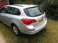 Vauxhall Astra 1.7 cdti Estate Tax £30