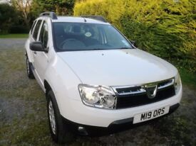 Dacia Duster Ambience SUV Low Mileage 24K One Lady Owner Mint Condition 1 Yr MOT