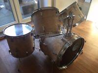 Pearl export Bespoke Drum kit