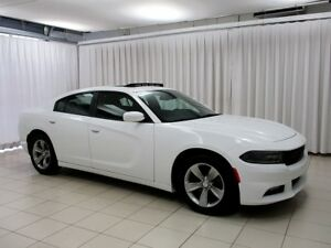 2016 Dodge Charger INCREDIBLE DEAL!! SXT SEDAN w/ NAV, SUNROOF,