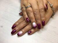 SHELLAC nails, Lashes, Microdermabrasion & Facial