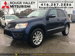 2013 Suzuki Grand Vitara JLX-L, LEATHER SEATS, POWER SUNROOF !!!
