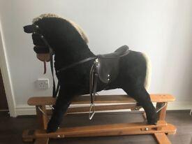 Beautiful Mamas And Papas large rocking horse