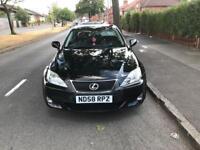 Lexus is220d TD Sports 177 bhp- low mileage- fvsh-