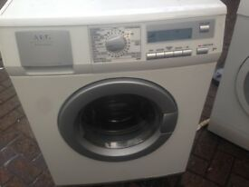 AEG Washer dryer....digital Mint free delivery