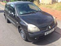 Renault Clio dynamic 1.2 16 valve