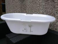 Disney baby bathtub