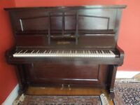 FREE Upright Boyd of London piano. Needs tuning but plays well. Collection only
