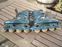 Streetline Size 8 Roller Blades