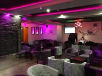 Shisha Lounge/Coffee Business For Sale - Rusholme Curry Mile - Heavy Footfall - Recently Refurbished