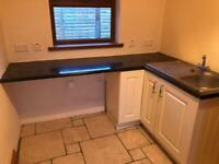 Second hand kitchen in very good condition.