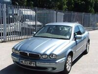 JAGUAR X TYPE 2.5Ltr V6 Needs bottom end engine repair Spares or repair Drive Away