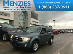 2010 Ford Escape XLT 4x4, Alloys, Fogs, Clean Carproof