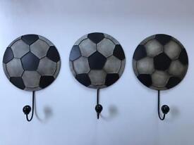 Football wall hangers