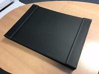 Executive Faux Leather Desk Mats