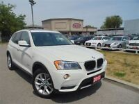 2013 BMW X3 DUAL DVD, PANORAMIC SUNROOF, EXTRA CLEAN City of Toronto Toronto (GTA) Preview