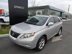 2010 Lexus RX 350 PREMIUM 2 SUNROOF-BACK UP CAMERA