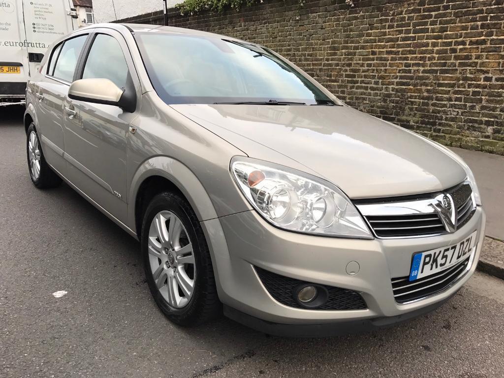 2007 Vauxhall Astra Design 1.6 Petrol 5 Door Hatchback