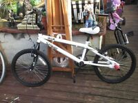 bmx ollie spike bike