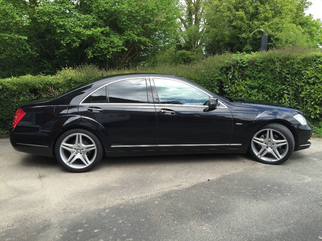 2011 MERCEDES S CLASS 3.0D - PCO LICENSED & UBER READY