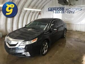 2010 Acura TL SH-AWD*LEATHER*SUNROOF****4 BRAND NEW GOODYEAR EAG