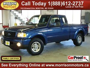 2009 Ford Ranger Sport, ONLY 82km!