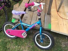 "Kids bike 16"" child girls or boys"