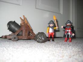 Playmobil cannon