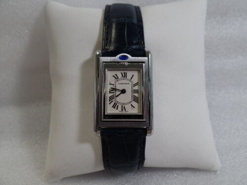 $1395.00 - Cartier Reverso Basculante Ladies Stainless Steel