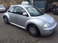 vw beetle 1.6 petrol 52-plate! mot may 2017! very good runner and drive! 122,000 miles! full elecs!